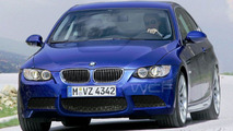 SPY PHOTOS: BMW M3 Coupe artist rendering