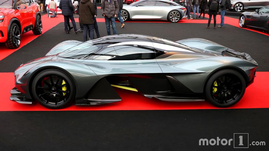 EXCLUSIF - Le designer d'Aston Martin nous parle de l'AM-RB 001 !