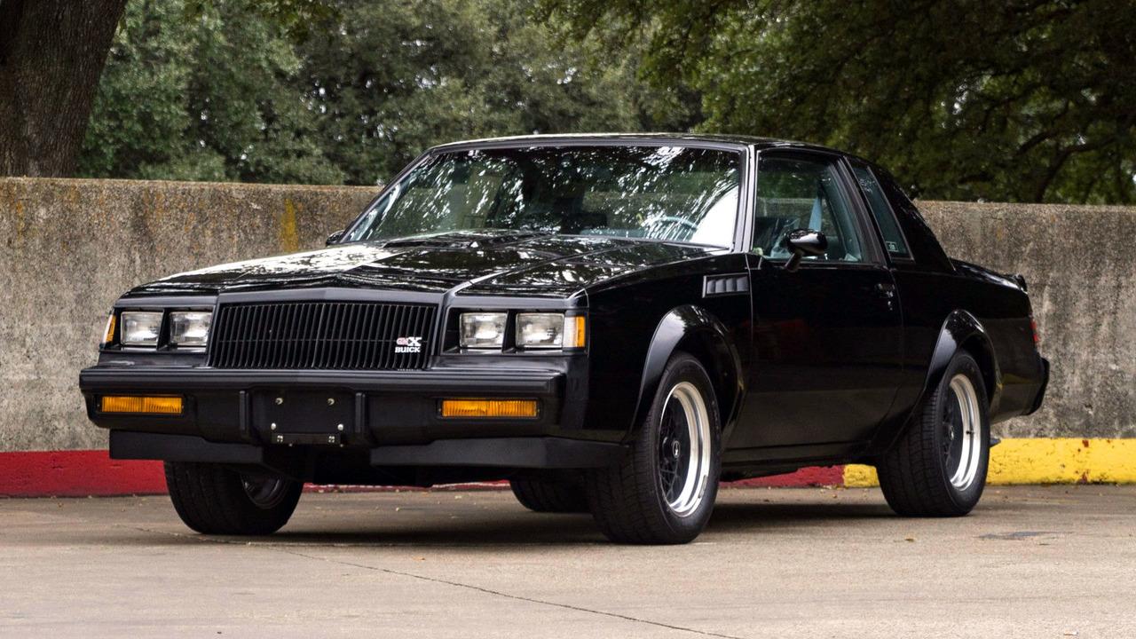 Final Buick GNX