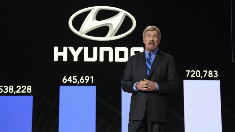 Hyundai demite CEO nos EUA por não atingir meta de vendas