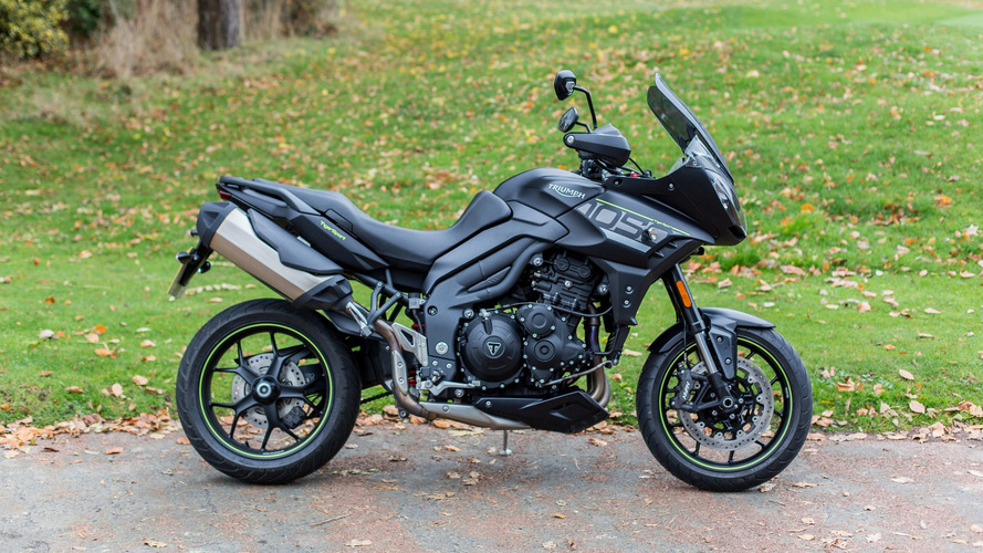 Triumph Tiger Sport Review: Close to perfection