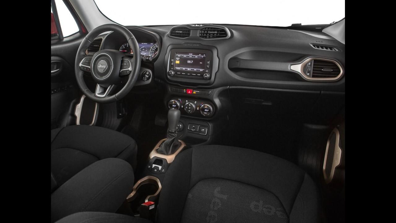 Jeep Renegade começa a ser exportado para o Paraguai com motor 1.8 e-TorQ