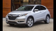 HR-V emplaca mais de 6.300 unidades no primeiro mês de vendas nos EUA