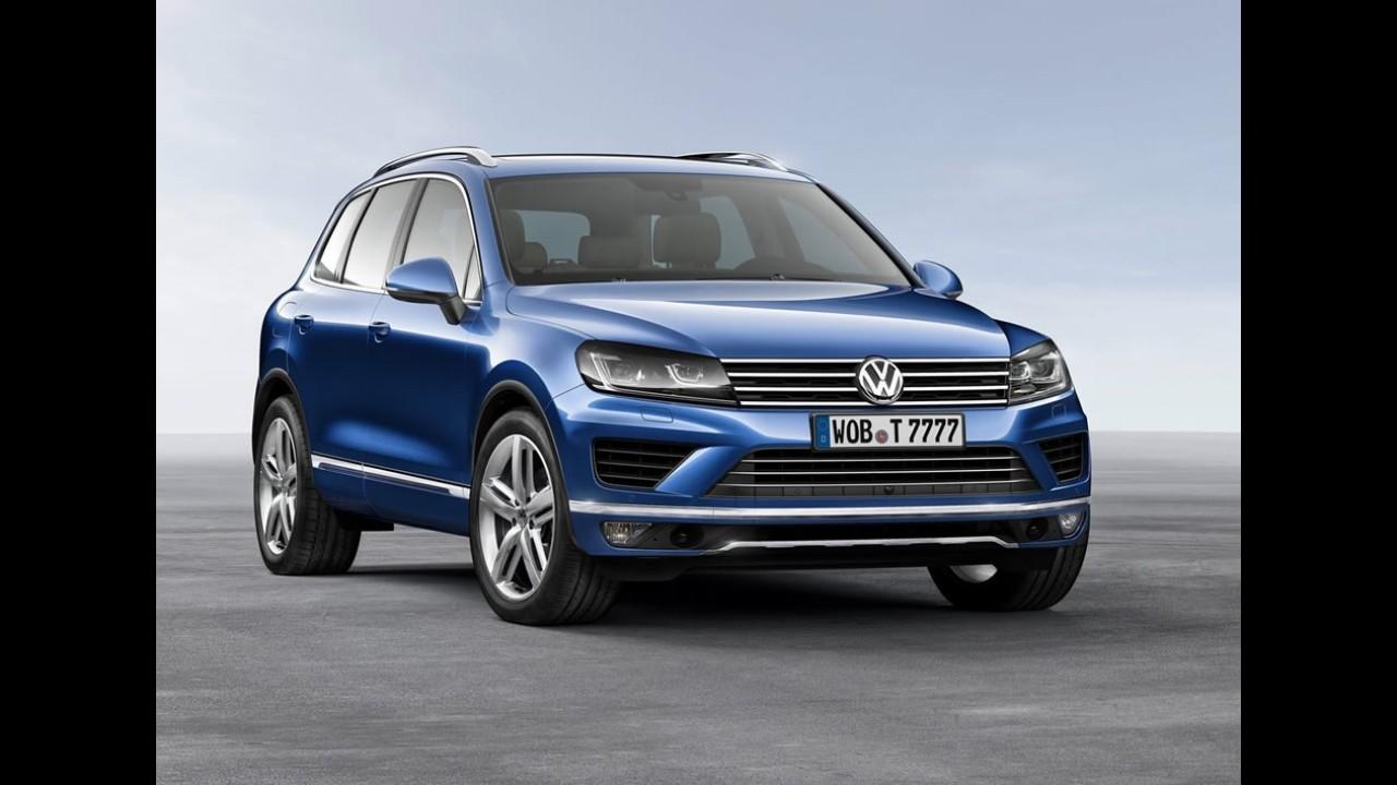 VW Touareg 2017: projeção antecipa visual da terceira geração