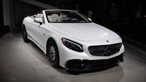 Mercedes-Maybach S650 Cabriolet: LA 2016