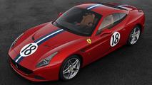 Ferrari 70th Anniversary Livery Number #20