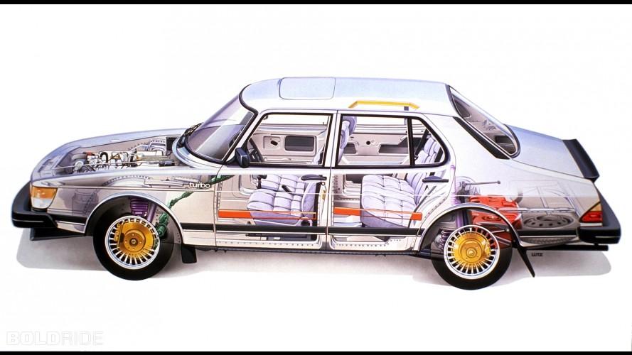 Saab 900 Turbo X-Ray