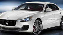 Maserati BiTurbo resurrected through digital renderings