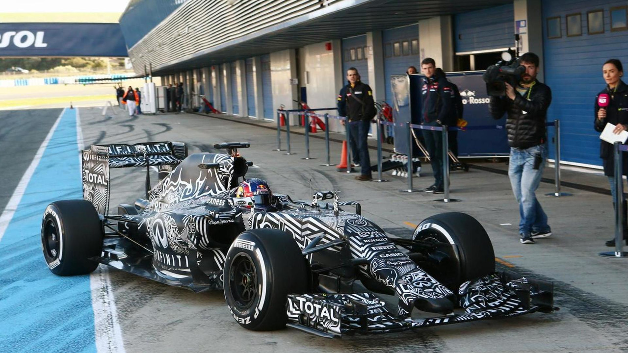 Red Bull Racing RB11 / XPB