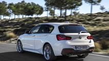 BMW 1 Serisi'nin büyük makyajı