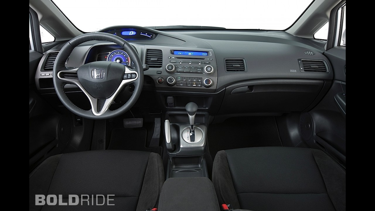 Honda Civic LX-S