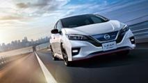 Japan's Nissan Leaf Nismo revealed