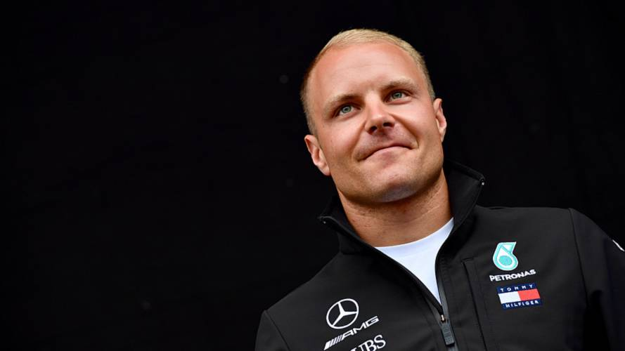 Mercedes hands Bottas 2019 F1 contract extension