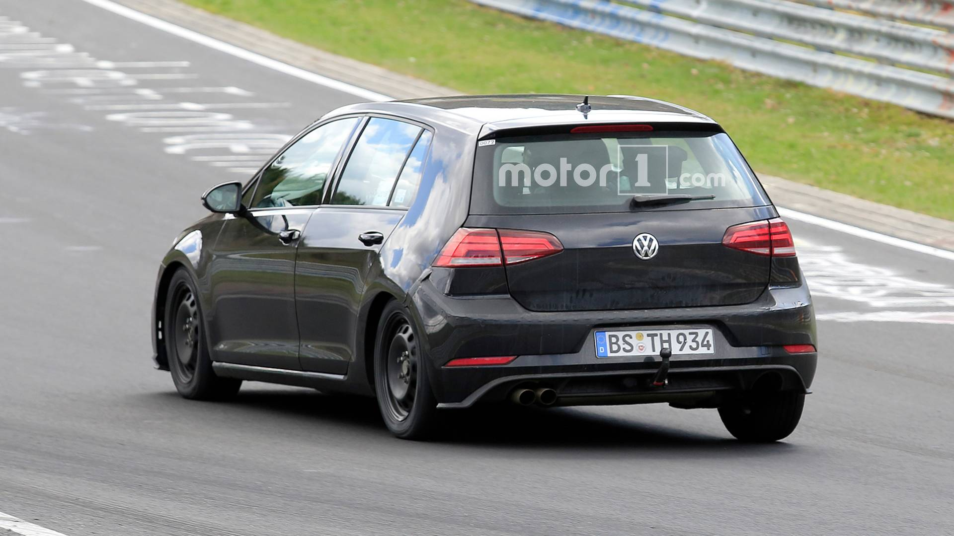 VWVortex.com - VW Golf 8 Production To Start In June 2019