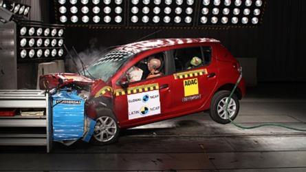 Latin NCAP: Sandero e Logan são menos seguros que o Kwid
