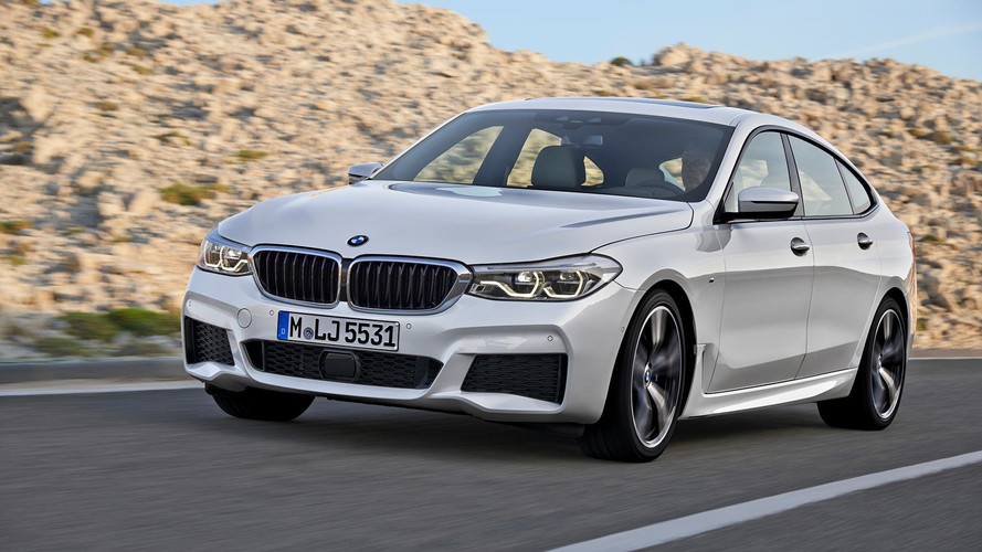 BMW Upgrades Bring New Powertrain Options For 5, 6 Series, and X3