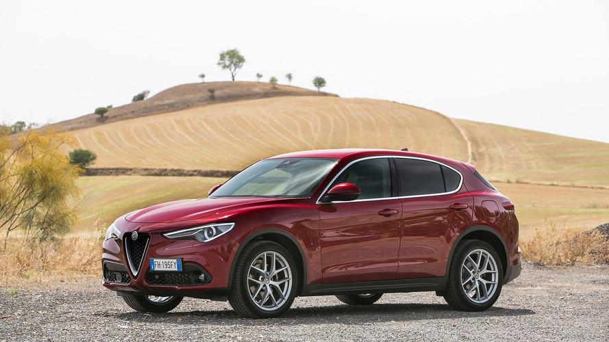 Los Alfa Romeo Giulia y Stelvio 2018 reciben el acabado Executive