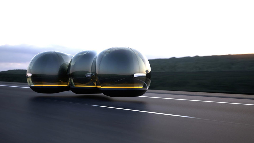 Renault's Winning Design For Car Of The Future Looks Like Balls