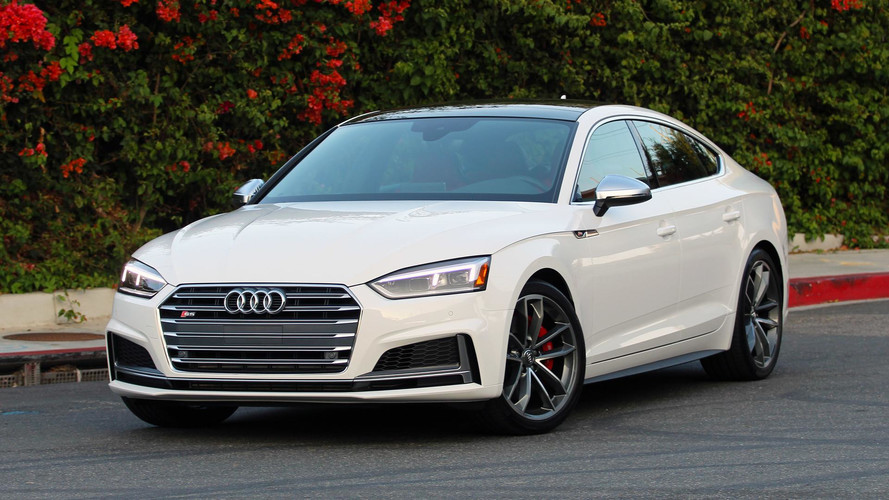 A 2018-as Audi S5 Sportback is nevezésre került a legjobb felhasználói élményt nyújtó autók versenyére