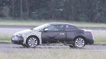 2013 Opel Astra Cabriolet spied 09.06.2011
