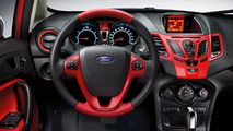 Ford Fiesta styling packages - 23.3.2011