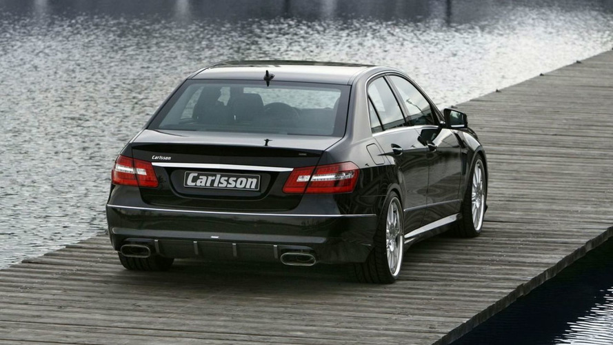 Carlsson New E-Class Tuning Program In Detail