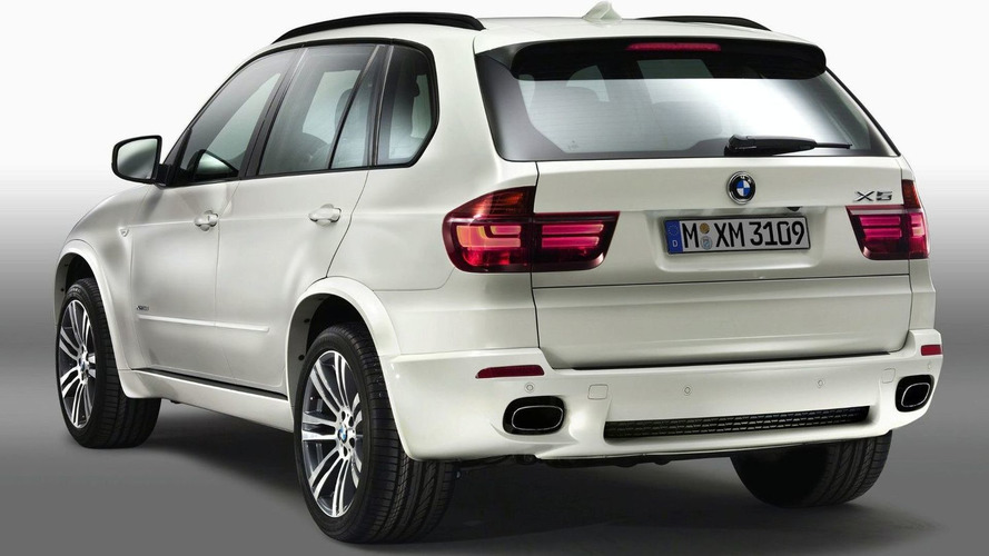 2011 bmw x5 facelift with m sport package details and photos released. Black Bedroom Furniture Sets. Home Design Ideas