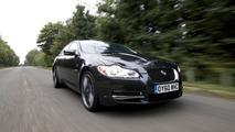 Jaguar XF Black Pack 05.11.2010