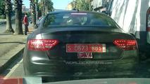 Audi RS5 Prototype
