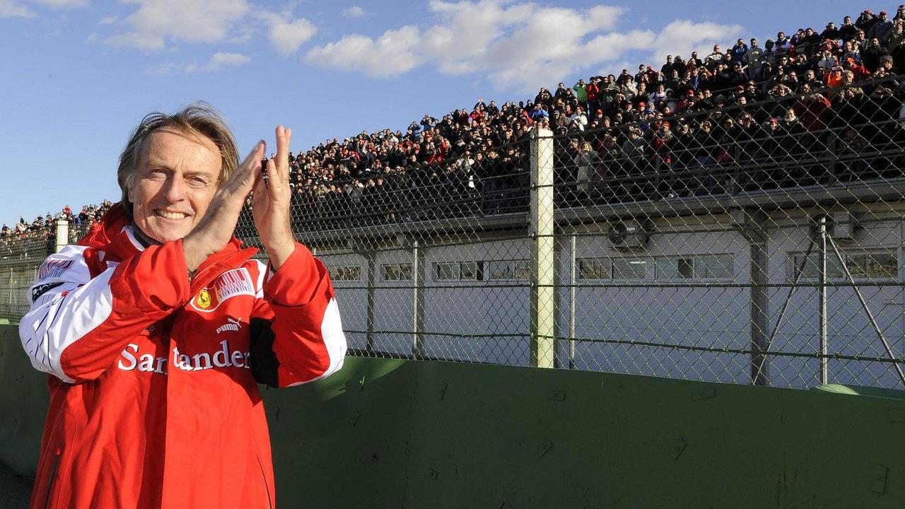 Luca di Montezemolo, Finali Mondiali Ferrari 2010, Valencia, Spain, 28.11.2010