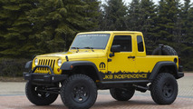 Jeep Wrangler JK-8 Independence