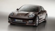 Porsche Panamera Platinum Edition announced