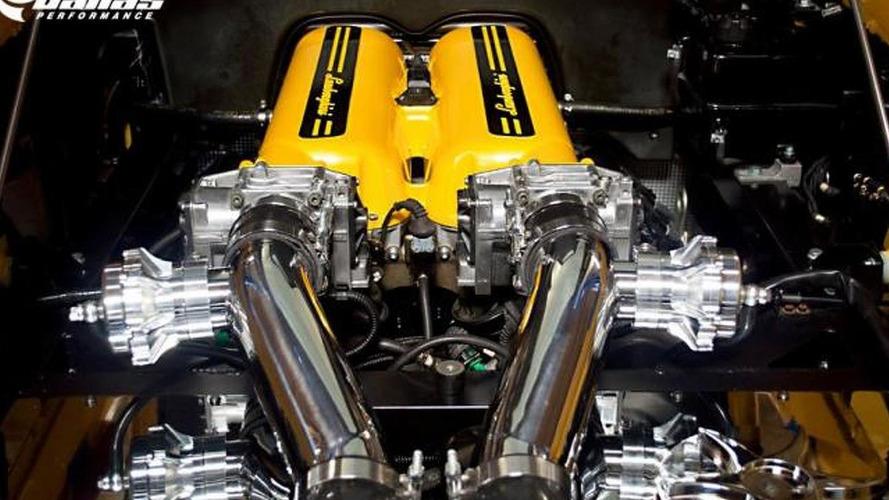 Lamborghini Gallardo gets 1,200 whp thanks to Dallas Performance