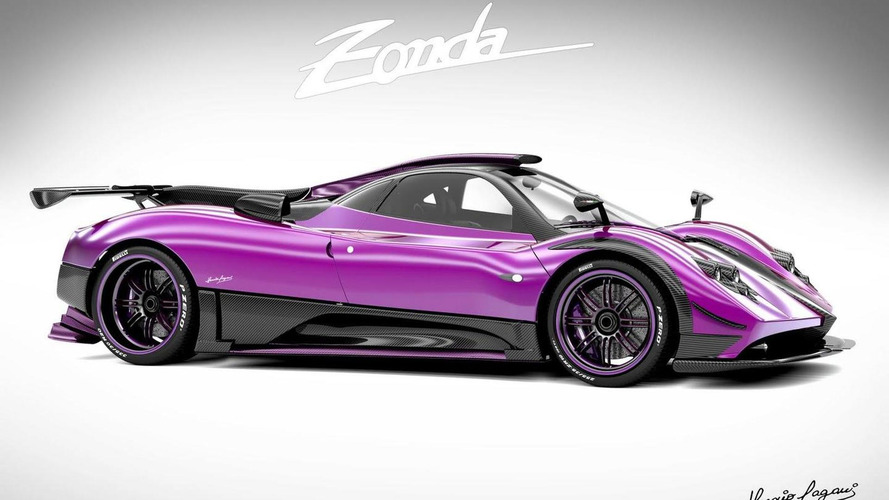 Pagani will end Zonda production with 764 Pione - report