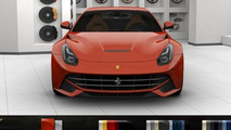 First U.S.-spec Ferrari F12 Berlinetta auctioned for 1.125M USD