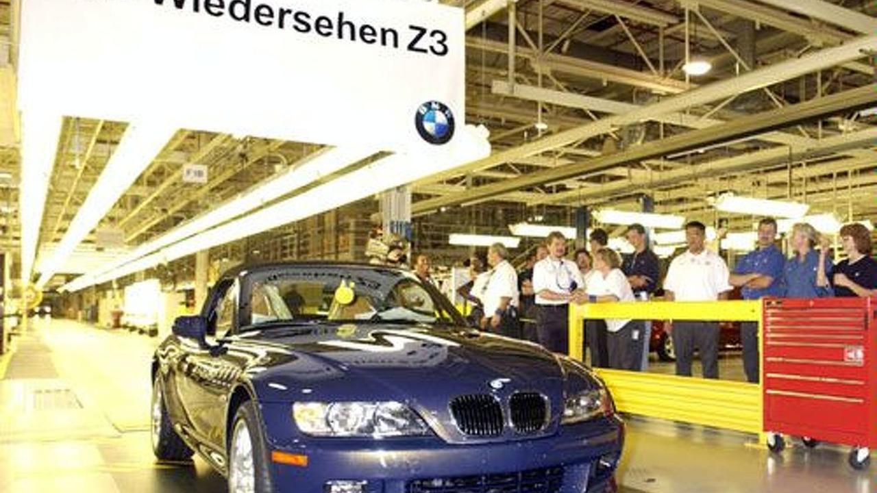 Last BMW Z3 Roadster