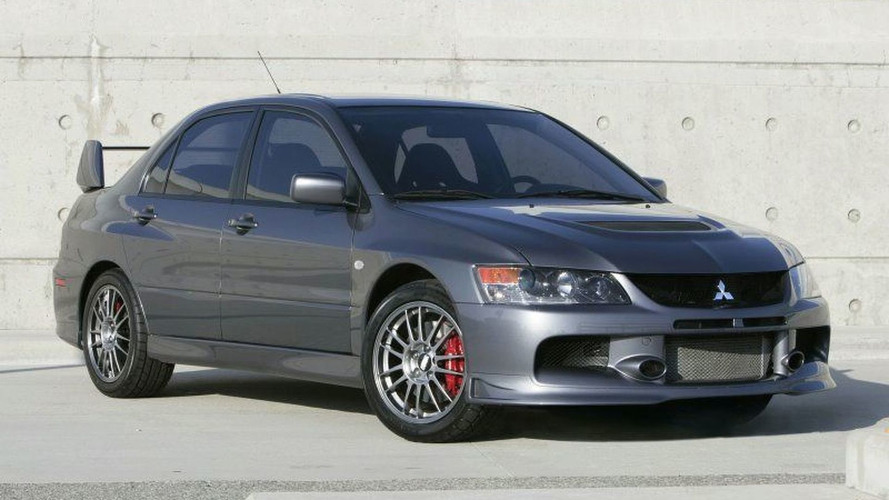 Mitsubishi recalls 175k vehicles, including Evo, for control arm failure