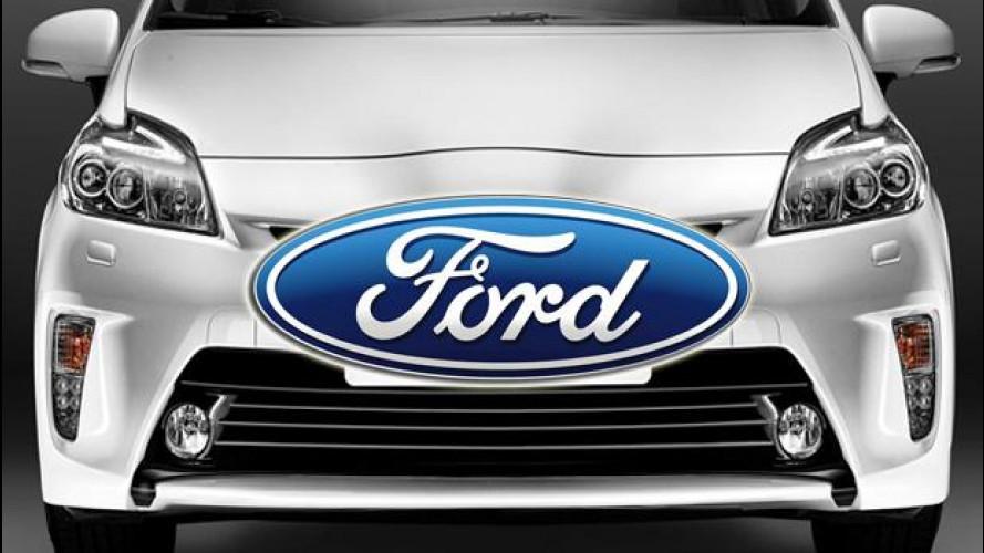 Ford lavora alla
