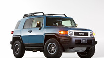 Toyota FJ Cruiser Trail Teams Ultimate Edition 05.11.2013