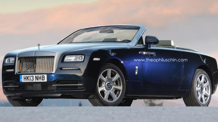 Rolls-Royce Wraith Drophead Coupe officially confirmed for mid-2016 debut