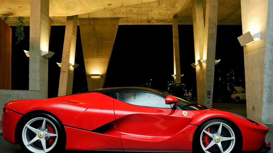 LaFerrari reaches sell out status - report