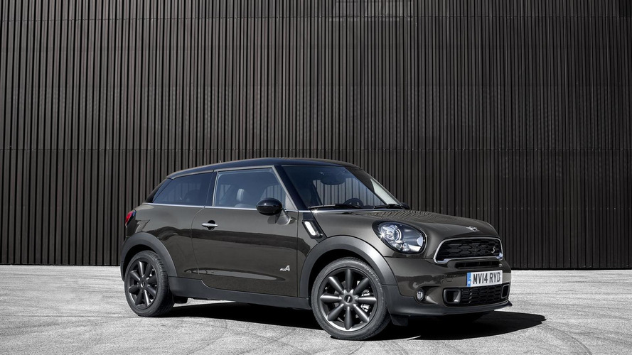 MINI introduces facelifted Paceman in Beijing