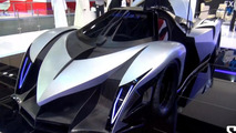 Devel Sixteen unveiled at Dubai Motor Show