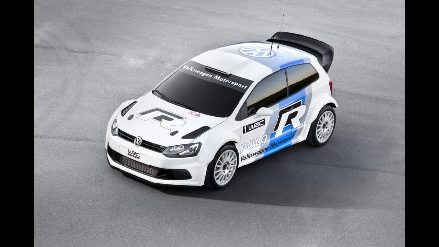 Volkswagen nel WRC dal 2013