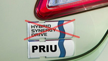 Toyota Prius range instead of Hybrid Synergy Drive?
