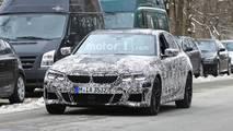 BMW Serie 3 2018: fotos espía