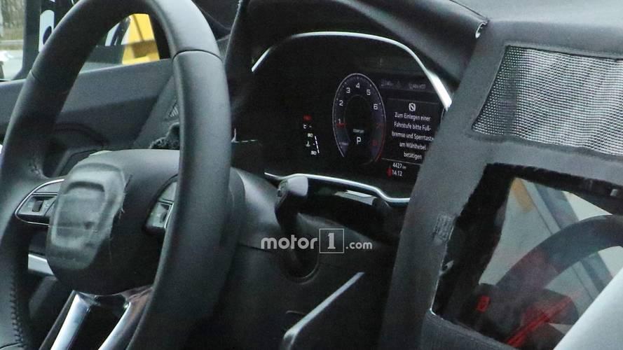 Audi Q3 2019 - Flagra do interior