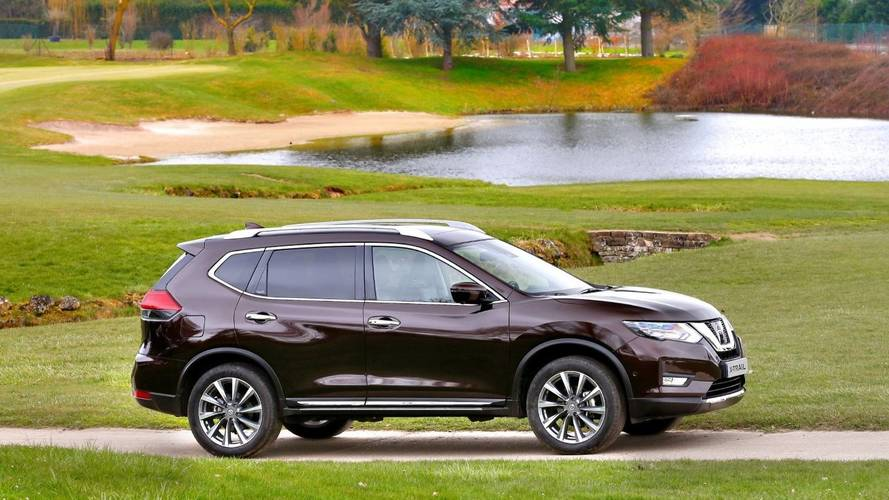Une série limitée Distinction pour le Nissan X-Trail