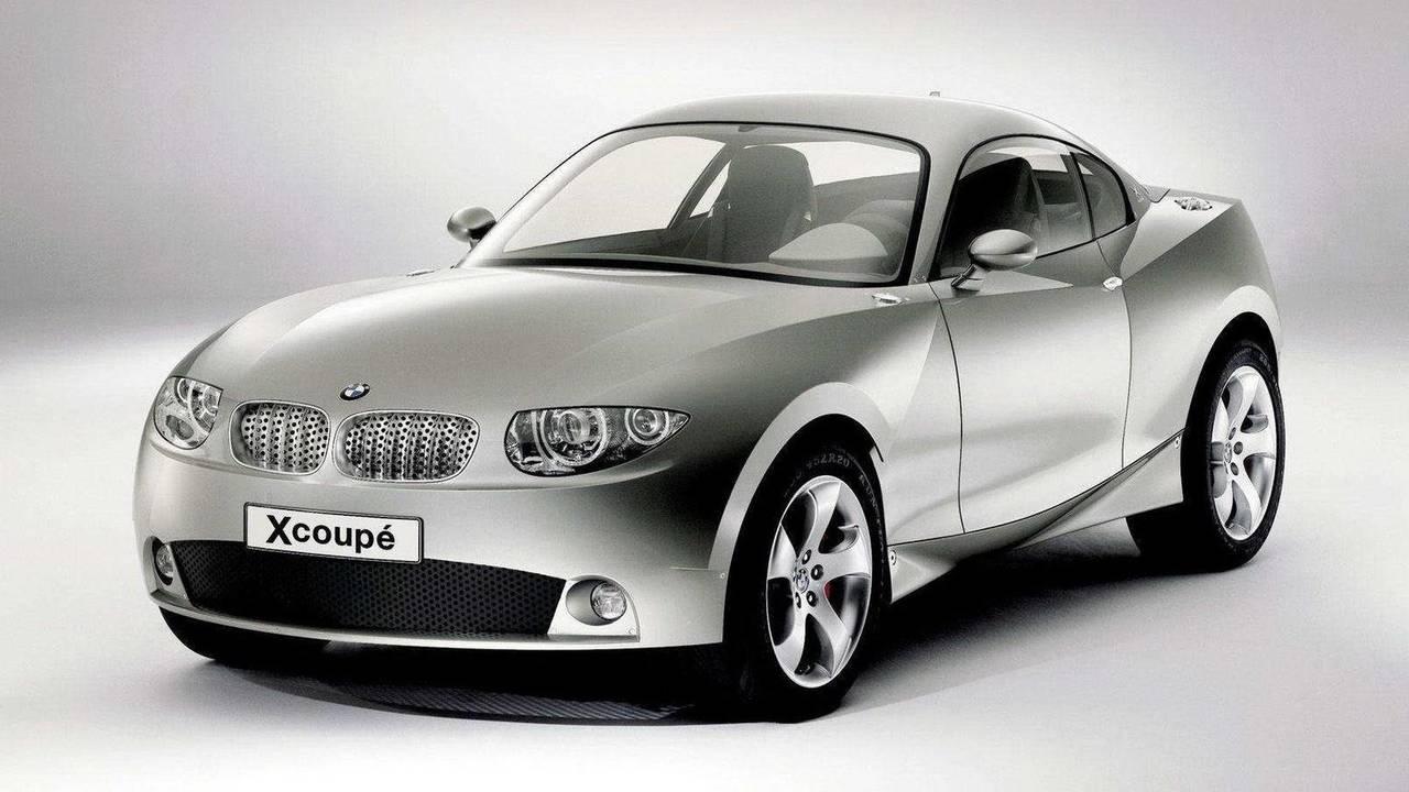 2001 BMW X-Coupe konsepti
