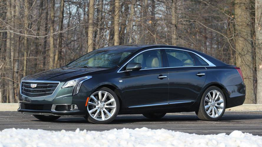 2018 Cadillac XTS V-Sport Review: Not That Kind Of V